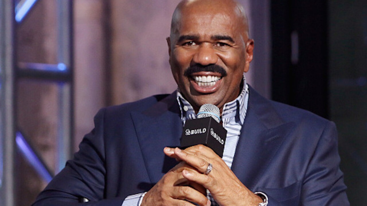 Steve Harvey 'hurt' by backlash for meeting with Donald Trump
