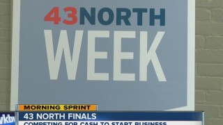 43 North Competition returns with new award structure