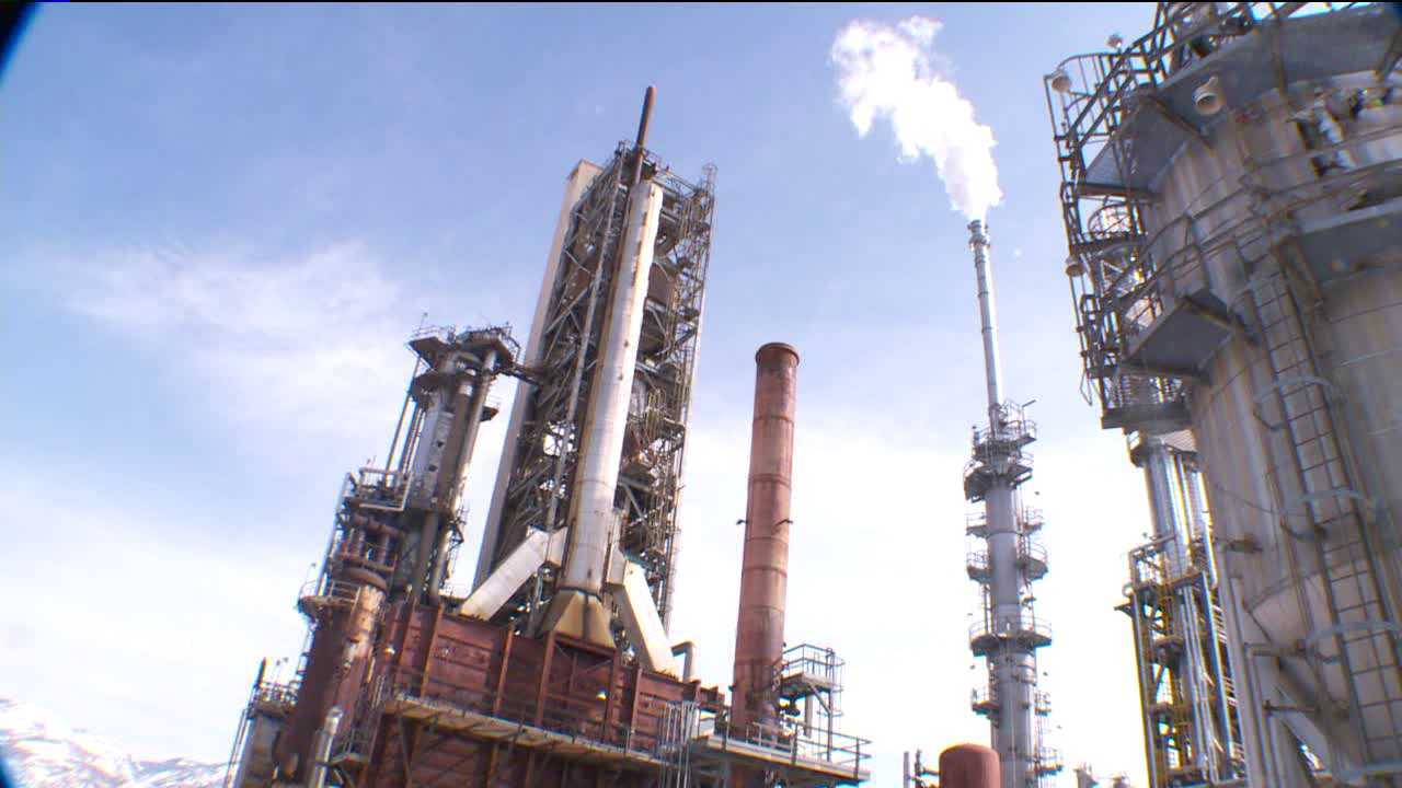 Holly refinery working to reduce emissions