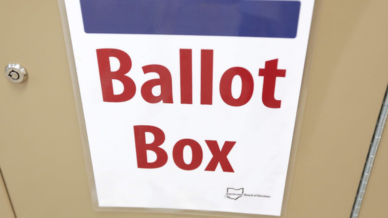 Military, overseas ballots available for August election