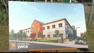 YWCA hosts groundbreaking on new family shelter