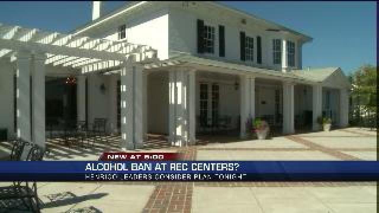 Henrico leaders pass alcohol ban at public rental facilities