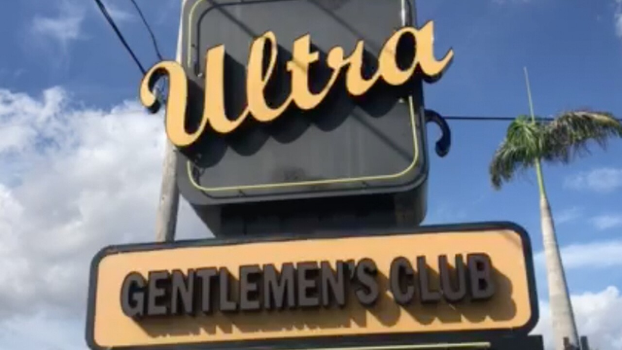 Suspect worked at WPB strip club as DJ Thursday