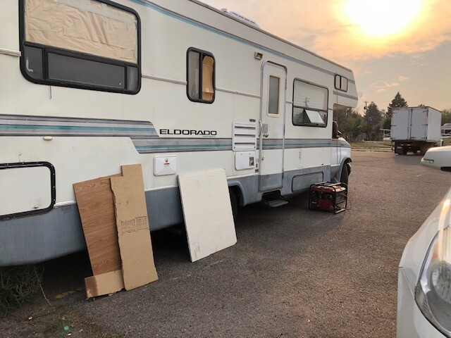 RV camp
