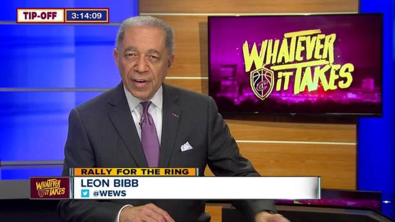 Leon Bibb on LeBron: Will the King stay in CLE?