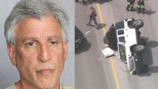 Daniel Dovi police chase