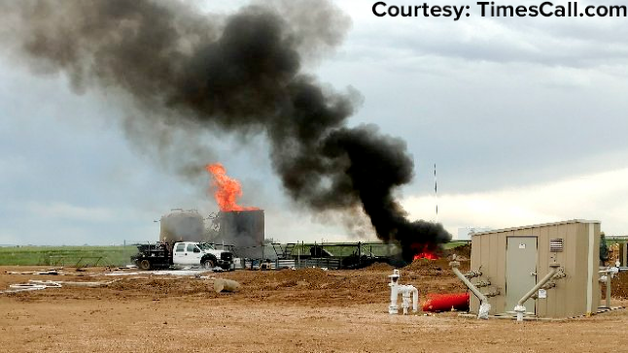 Suit: Anadarko knew of Firestone explosion risk