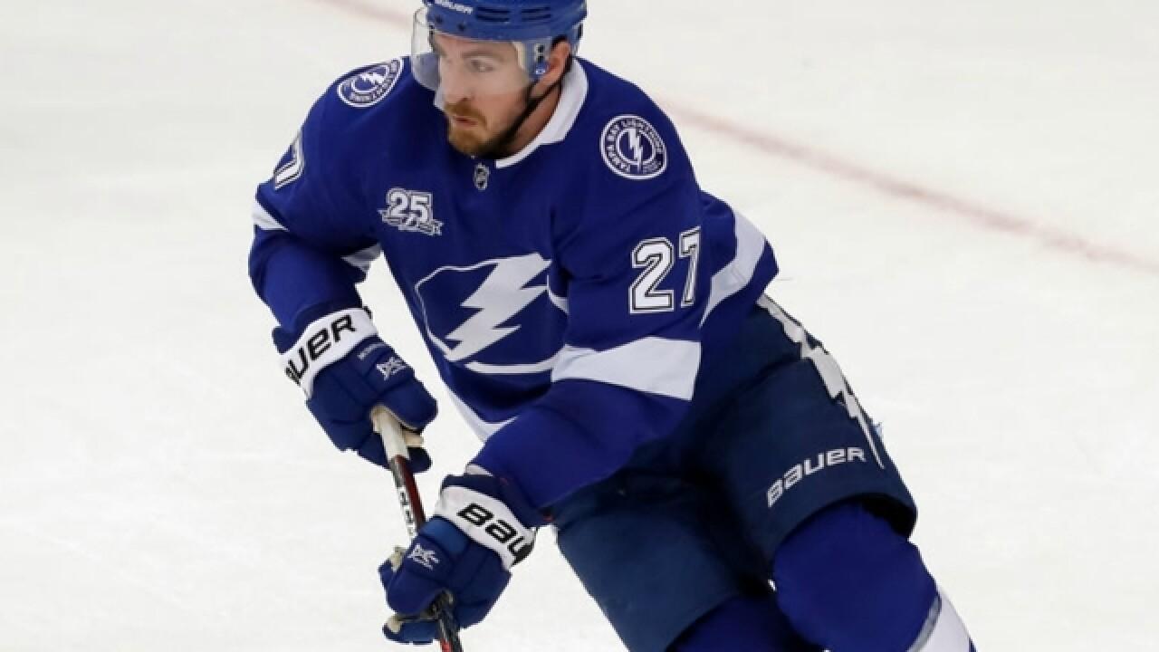 Tampa Bay Lightning sign defenseman Ryan McDonagh to 7-year 5284b8da1