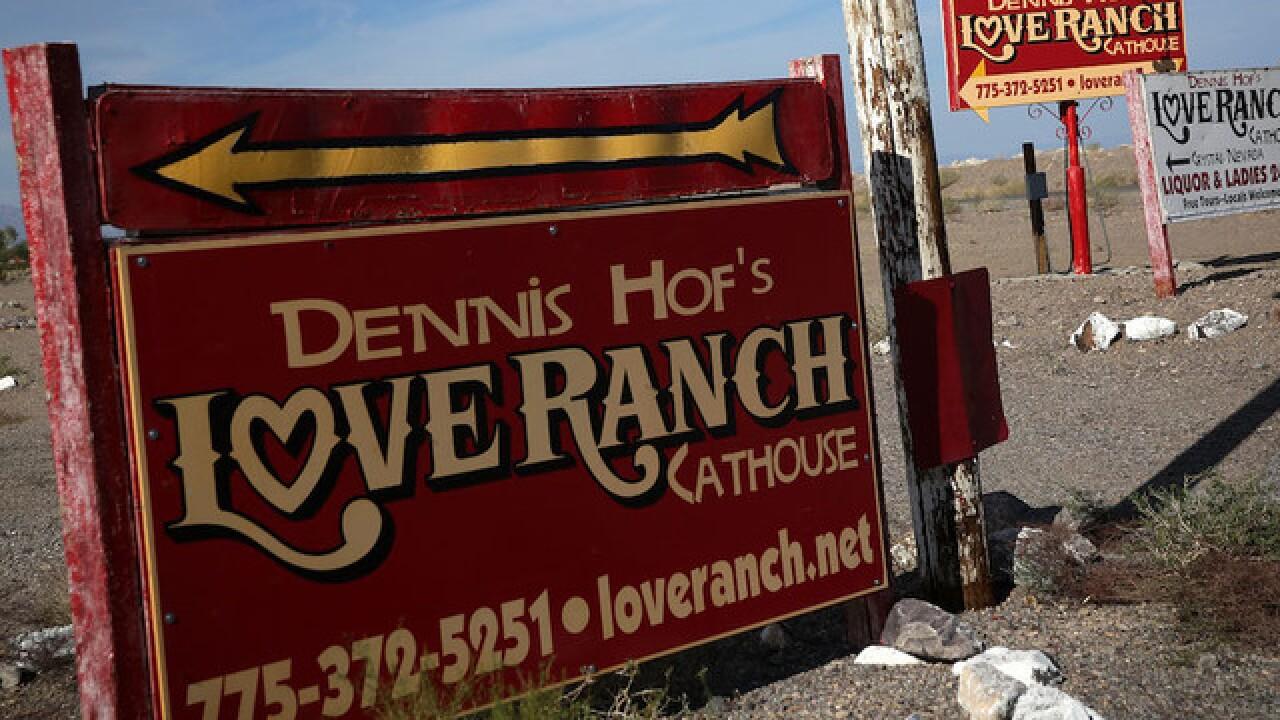 Dennis Hof, owner of Love Ranch, dies at 72