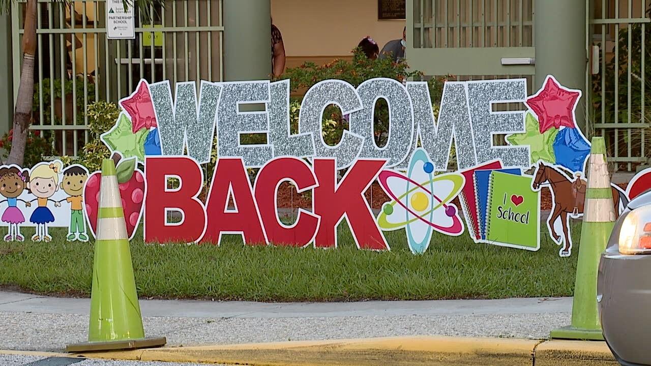 Welcome Back to School Hillsborough County