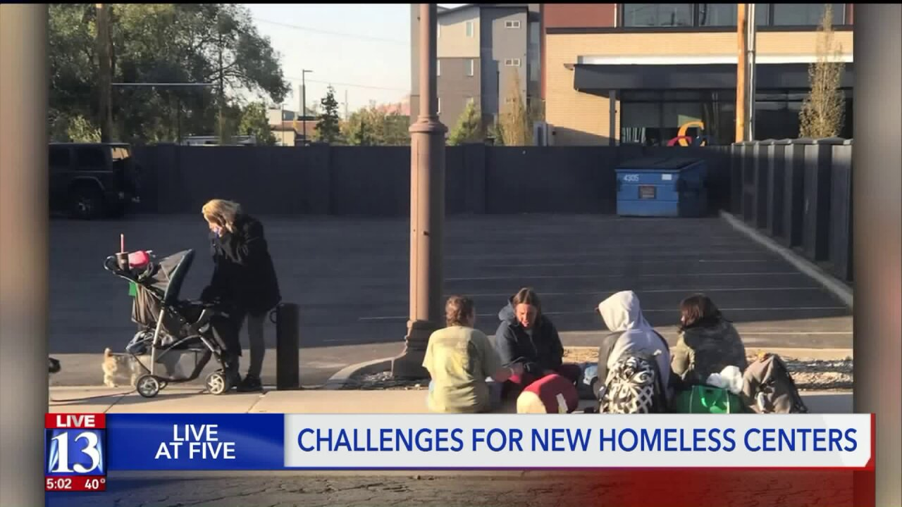 SLC residents, businesses see negative effects from new homelesscenter