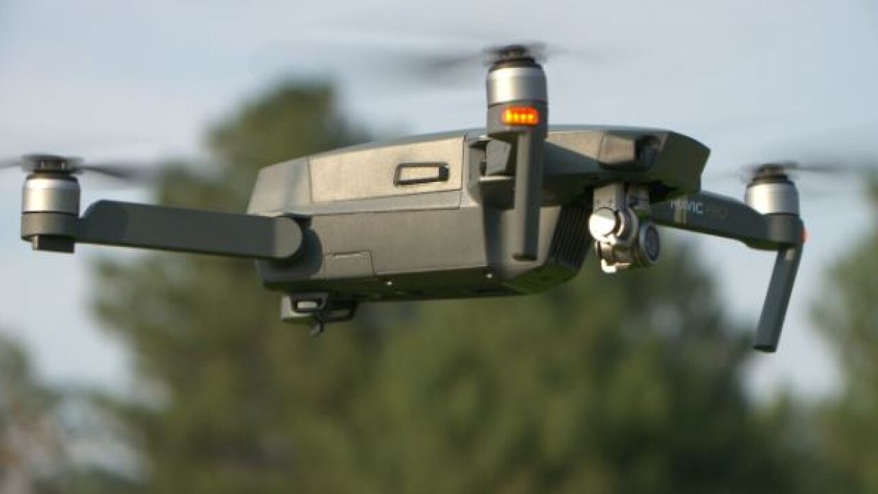 Drone impersonating Kaysville Police prompts public warning
