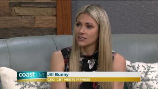 A fitness expert and model shares her health scare story and lessons learned on Coast Live