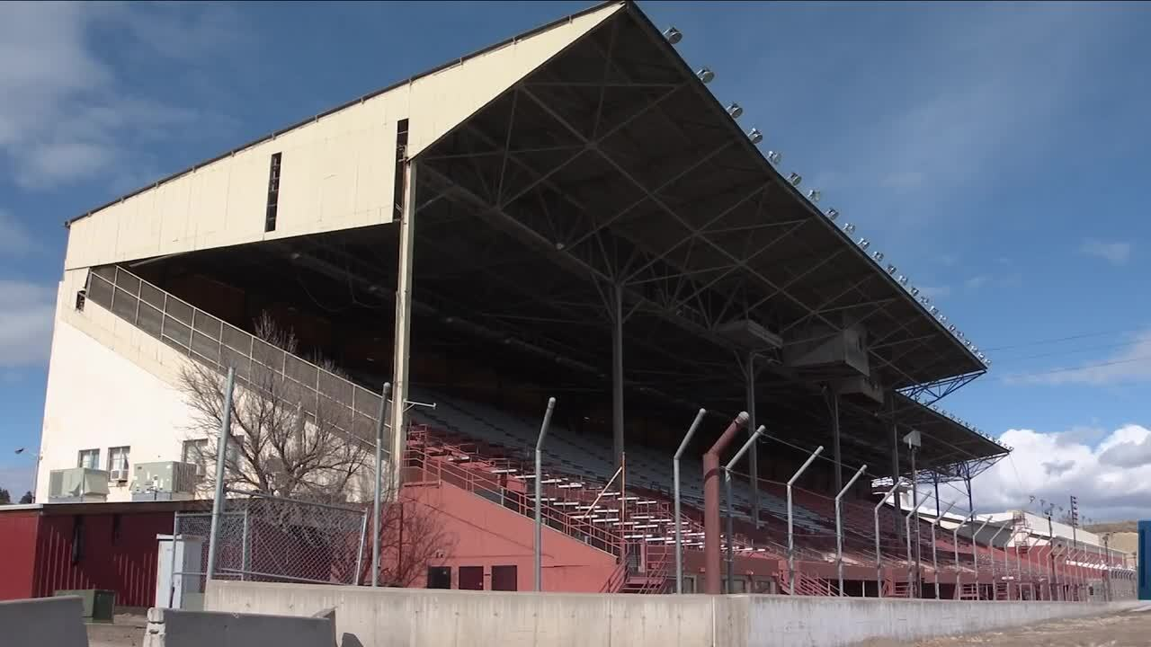 Judge gives green light to MetraPark grandstand demolition