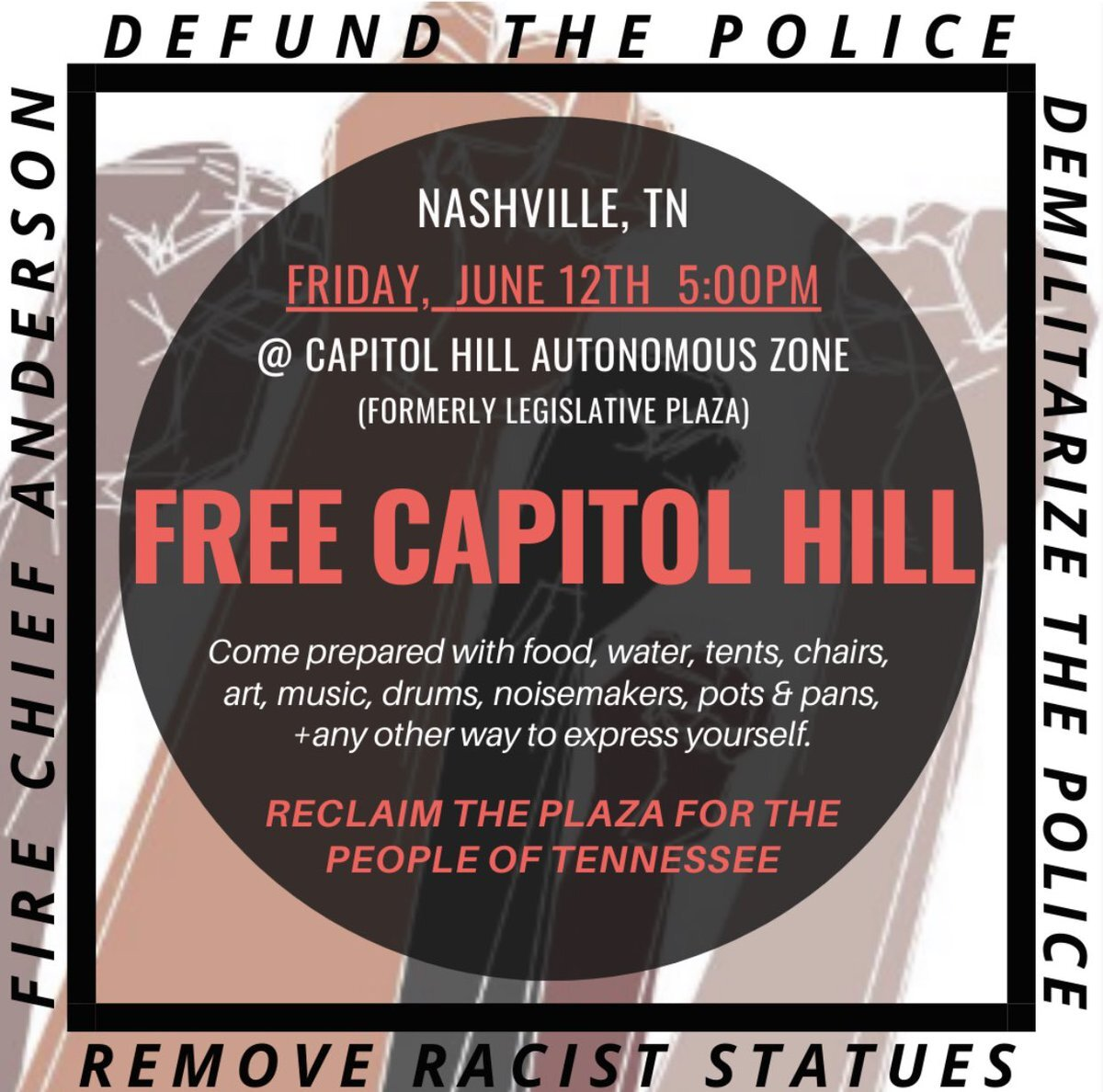 free capitol hill