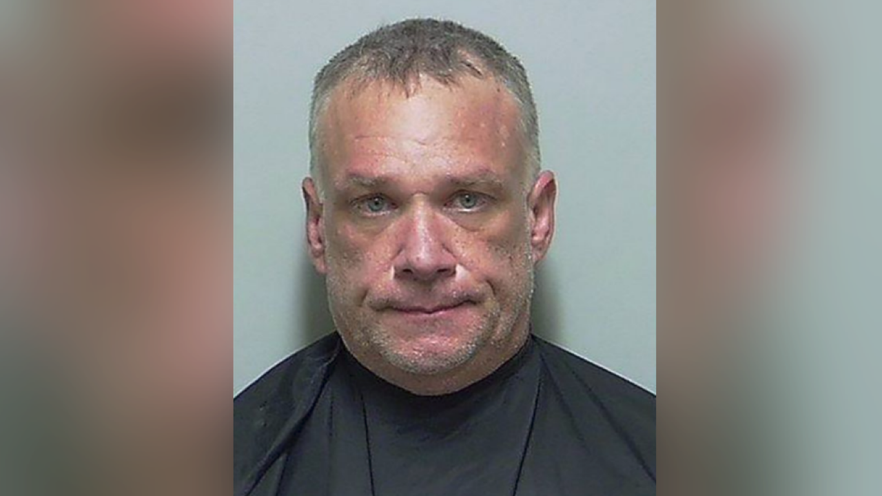 Florida man arrested after calling police to have his drugs tested
