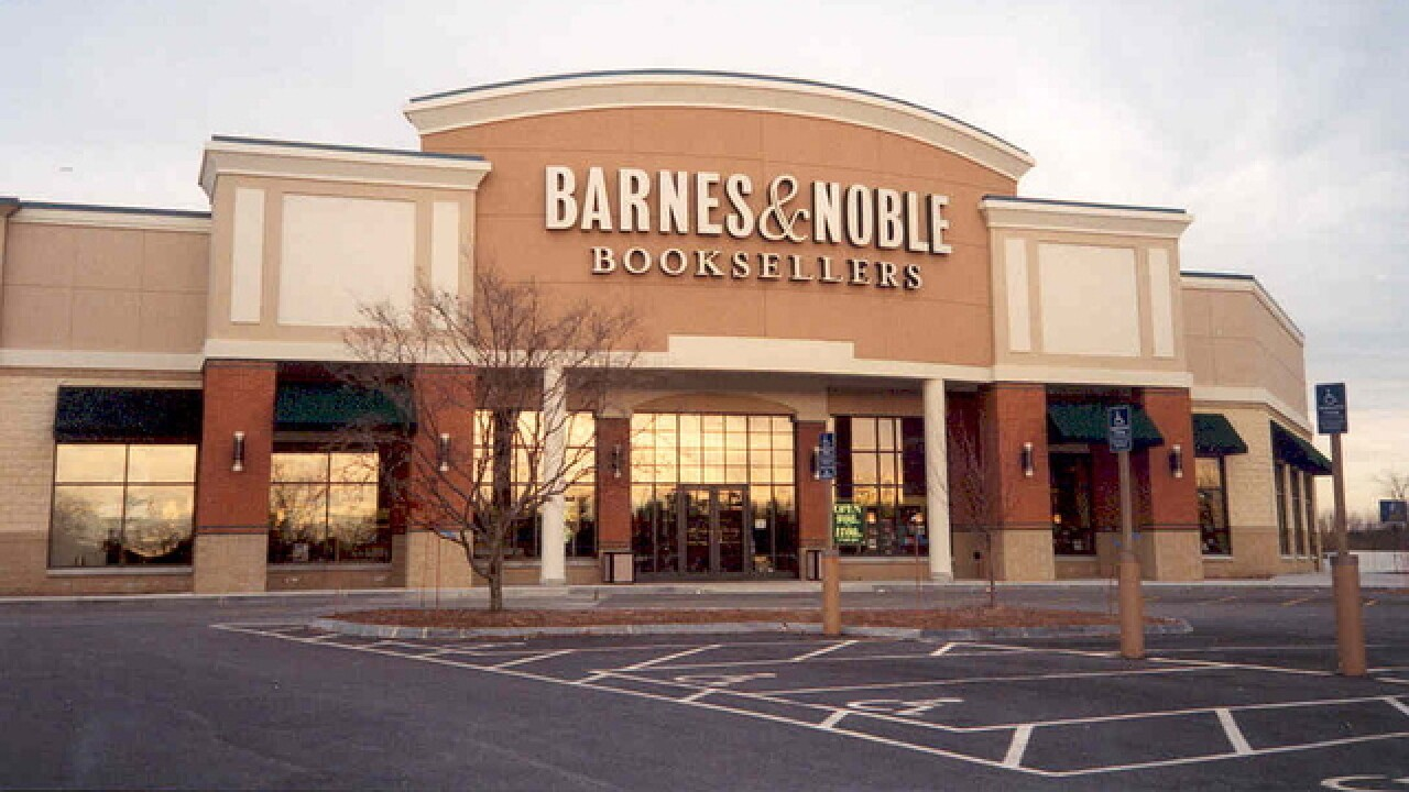 Barnes & Noble CEO fired