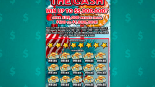 Florida Lottery 200X The Cash