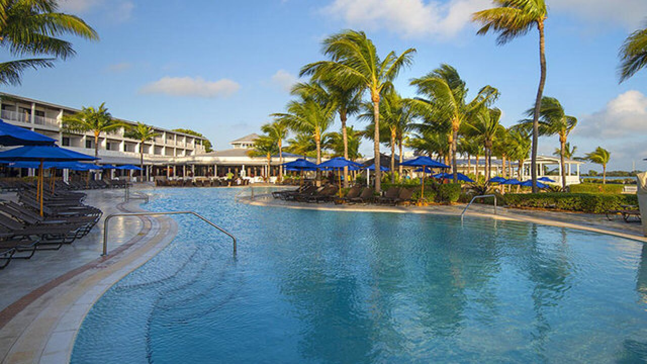 Florida Keys resort reopens nearly a year after Hurricane Irma