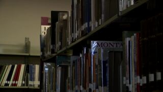"""""""Montana Room"""" at Great Falls library features city and state history"""
