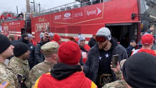 Kelce military