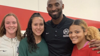 Kobe Bryant - Women's basketball in the Valley