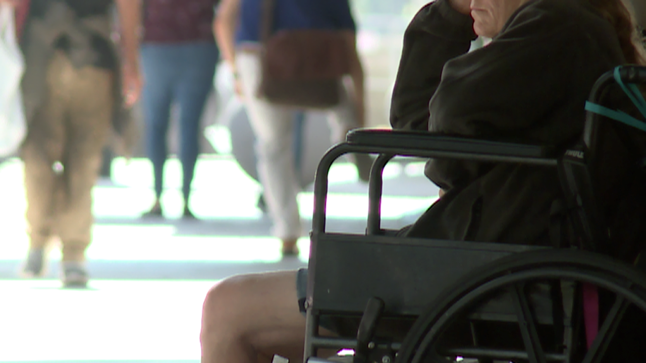The City of West Palm Beach announced, Friday a new tool to better assess how to help people experiencing homelessness in the city.