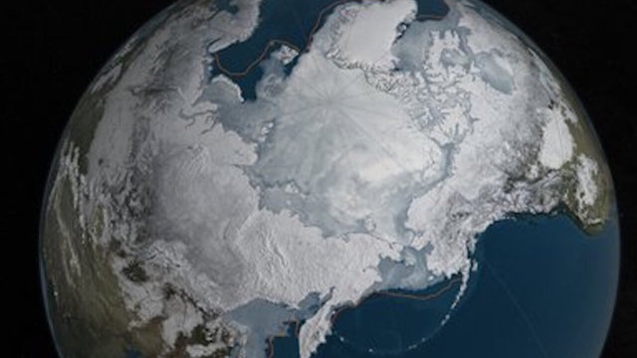 Study: Ice loss accelerating in Antarctic