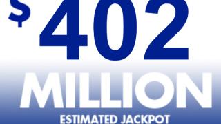 Mega Millions $402 million