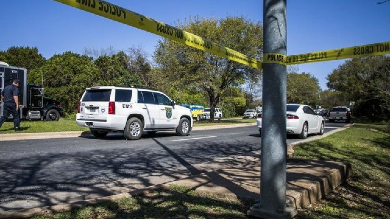 Austin police respond to explosion incident, might not connected to string of explosions