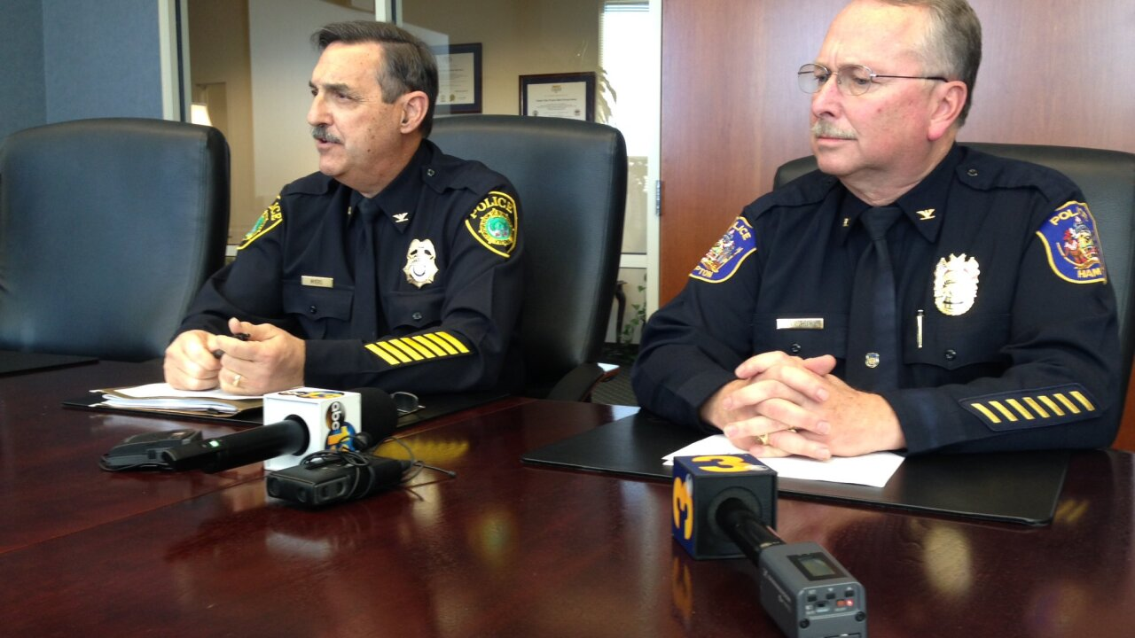 Newport News, Hampton Police Chiefs discuss spike in shootings