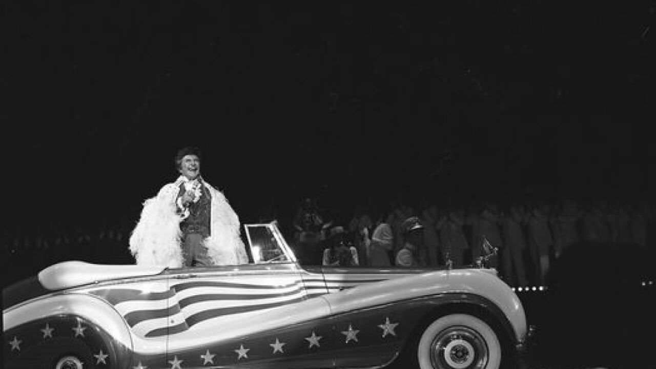 Liberace Garage to be unveiled April 7