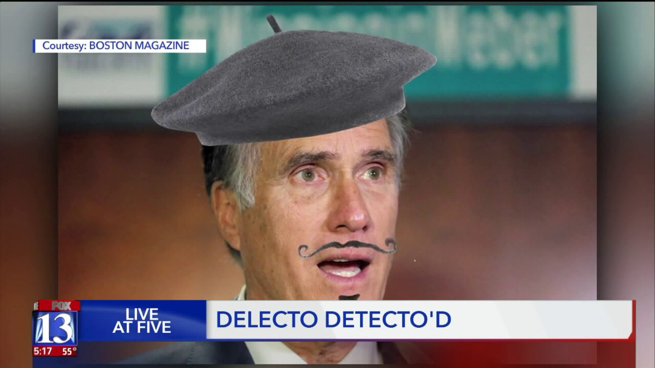 Romney says he's behind secret 'Pierre Delecto' Twitteraccount