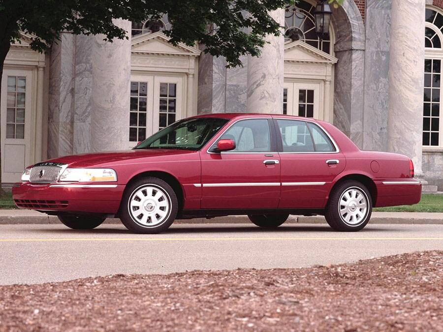2004 Mercury Grand Marquis: Fullsize