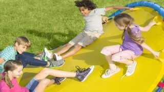 Giant Seesaw Rocker Will Keep Kids Busy Outside For Hours