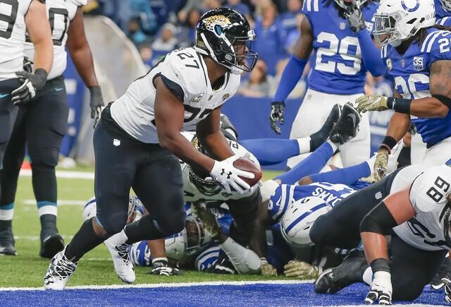 PHOTOS: Colts win against Jacksonville Jaguars