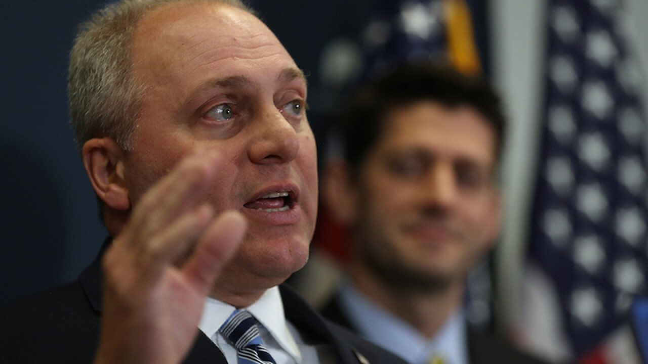 House Majority Whip Steve Scalise remains in critical condition after second operation