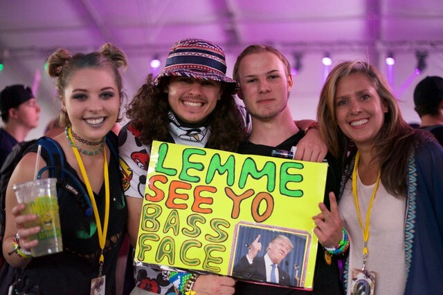 Ravers from all over the country invade Denver for Global Dance Festival 2017 Day 1