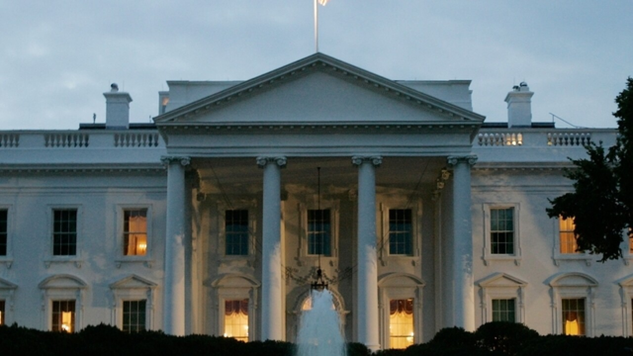 Man shot by security on White House grounds