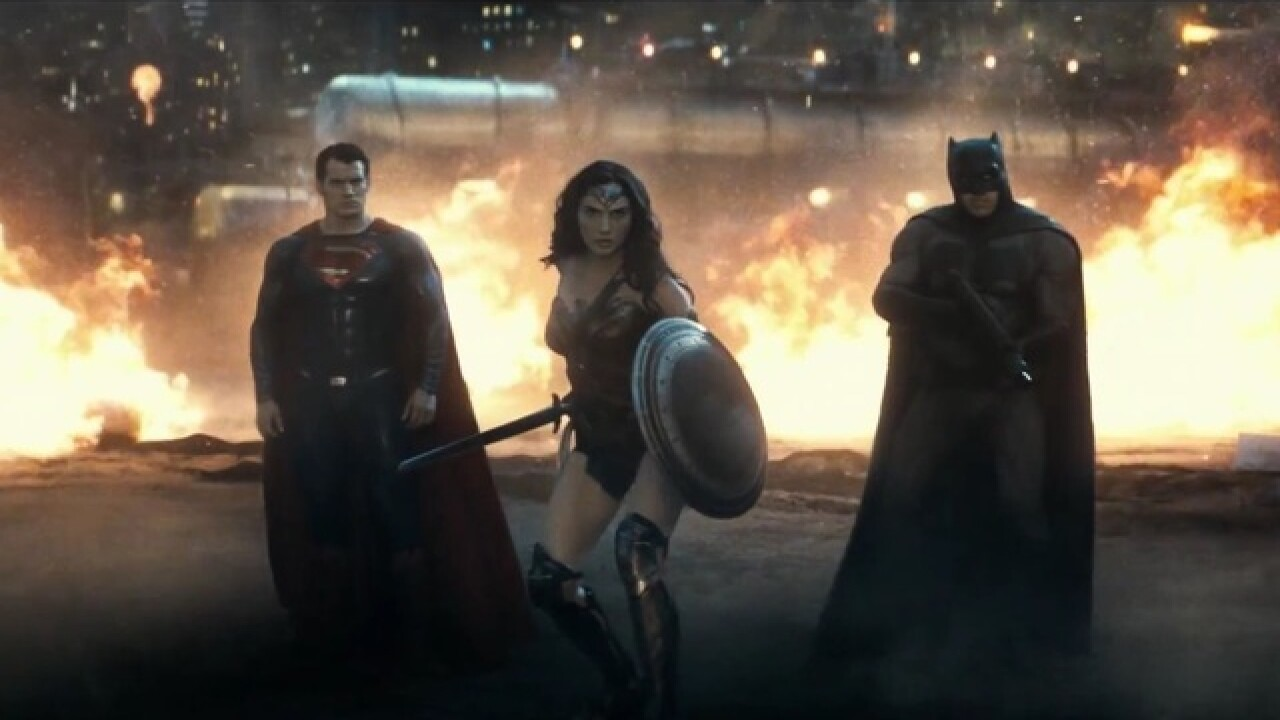 HOT ON HOME VIDEO: 'Batman v. Superman: Dawn of Justice'