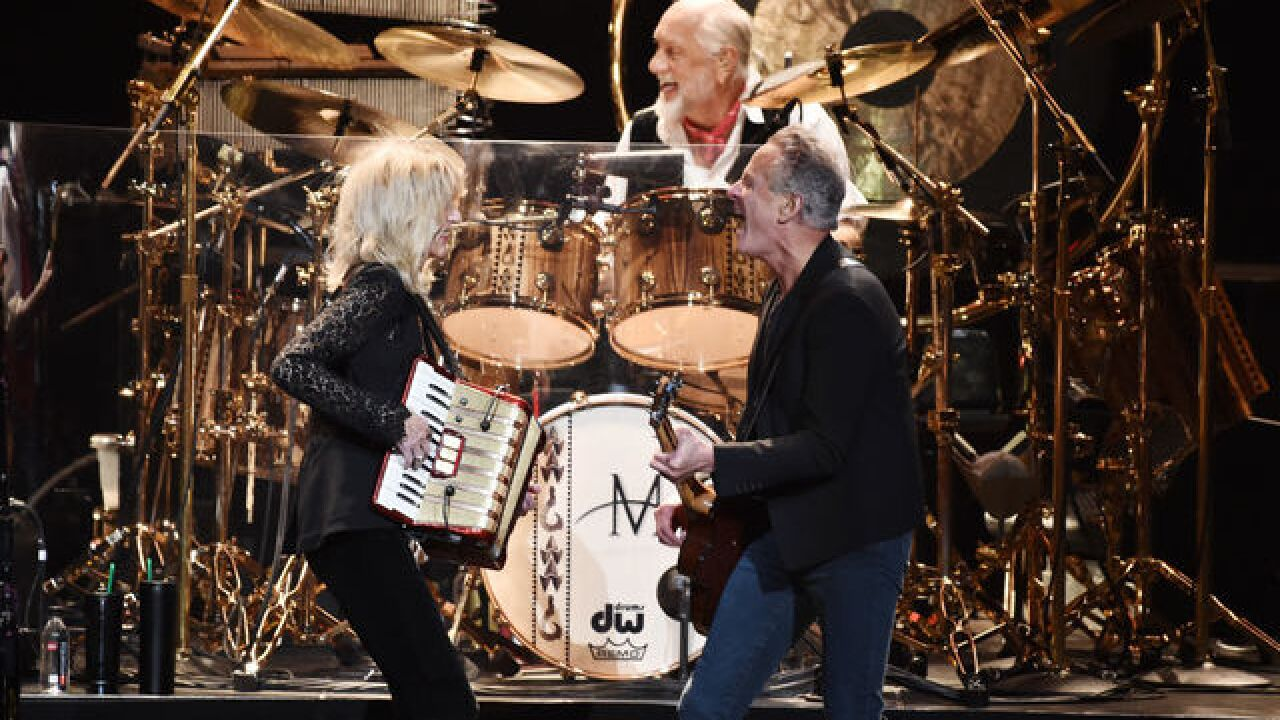 'Dreams' come true: Fleetwood Mac heading to San Diego