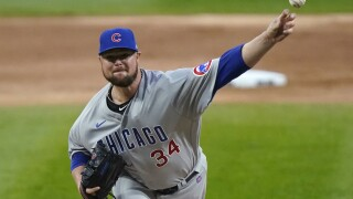Cubs pitcher spent $47,000 on beer for Chicago fans