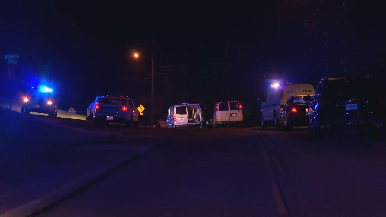 One dead, one injured in East Nashville crash