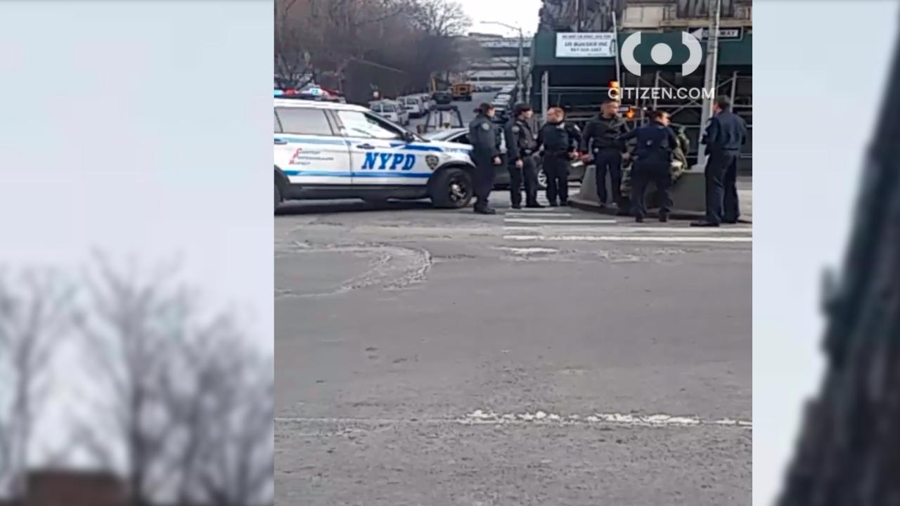Harlem shooting on Jan. 23, 2020