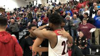 High School Basketball District Scores and Highlights 2-19-19
