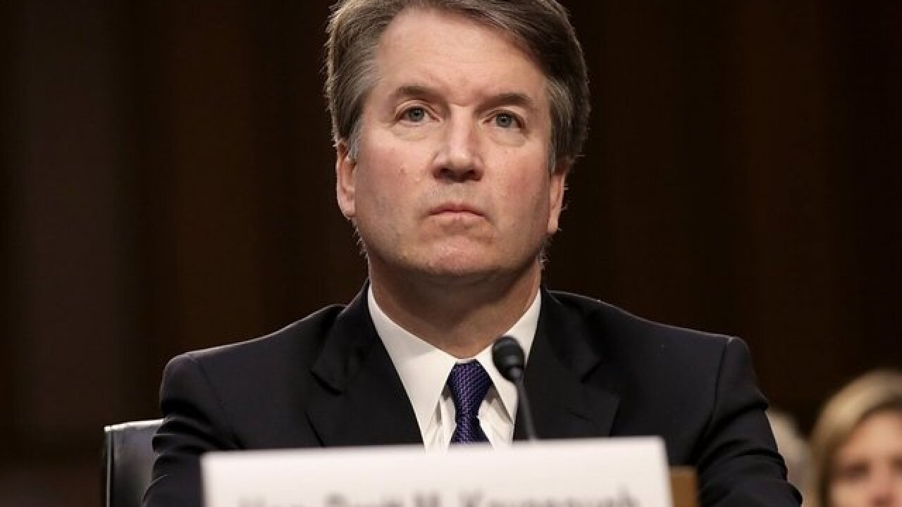 Poll: nearly half of voters don't want Kavanaugh confirmed