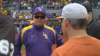 17th inning single pushes MSU past LSU in SEC Tournament