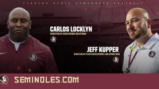 Jeff Kupper, Carlos Locklyn Join Norvell's Staff.jfif