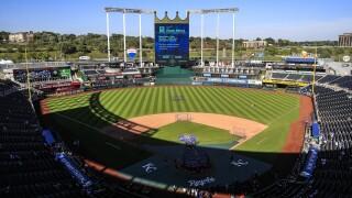 Baltimore Orioles v Kansas City Royals .