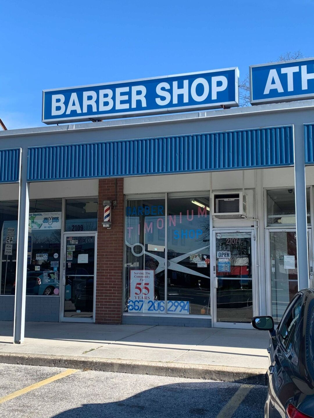 Timonium Barber Shop